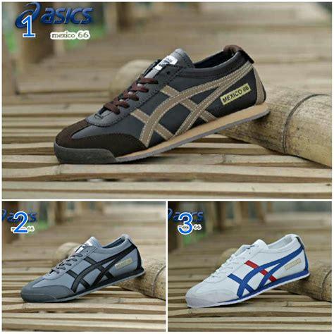 Harga Sepatu Asics Di Bandung jual asics onitsuka tiger made in 08 di lapak