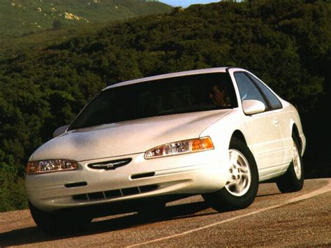 1996 ford thunderbird specs safety rating mpg carsdirect
