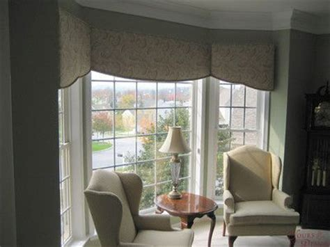 Bay Window Cornice Boards by Window Cornice Boards Diy Traditional