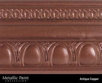 modern masters metallic paint 20501 me 205 antique copper