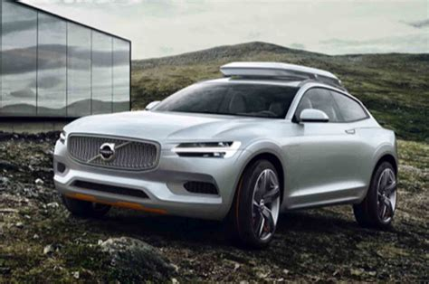 volvo concept xc suv leaked car news suvcrossovers autocar india