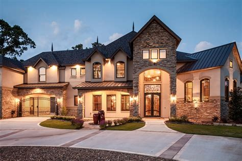 designer homes custom home tomball keechi creek builderskeechi creek