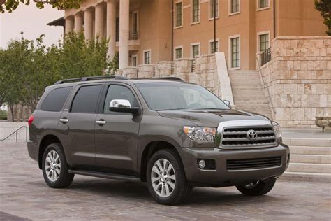 Toyota Sequoia Weight 2014 Toyota Sequoia Specs And Details