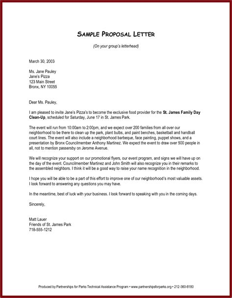business letter template offer sles of business letters in offering services