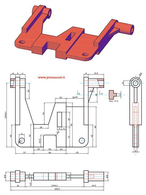 Bench Drill Disegni Meccanici Prismacad