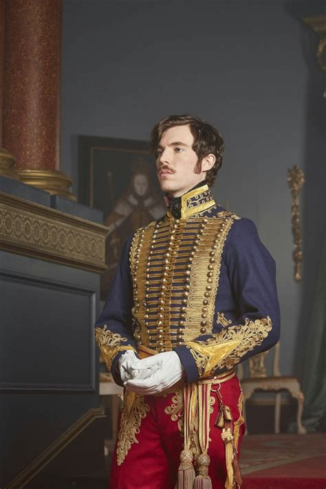 tom hughes kent victoria itv tom hughes prince albert series and film