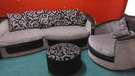corner snuggle sofa beautiful corner snuggle sofa with swivel chair and