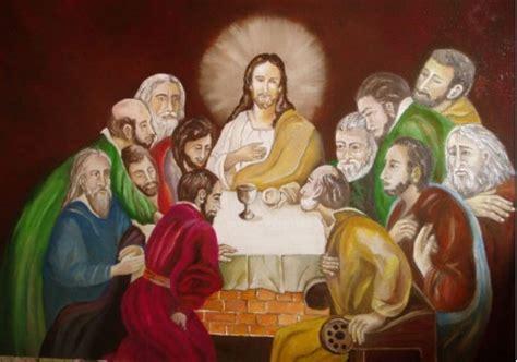 la ultima cena de jesus y sus discipulos im 225 genes de la 218 ltima cena de jes 250 s con sus disc 237 pulos para descargar im 225 genes para whatsapp