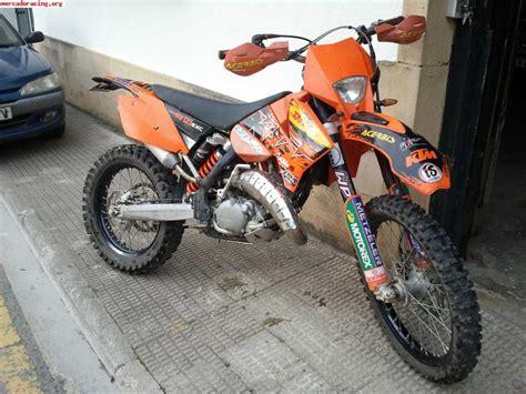 Ktm Exc 125 Specs 2007 Ktm 125 Exc Pics Specs And Information