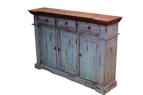 Rustic Tv Console Table Rustic Turquoise Sofa Entry Table Tv Stand Console Real Wood Slim Cabin Lodge Tables