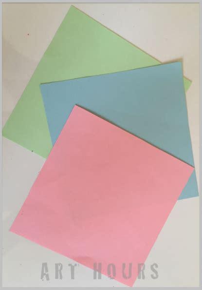 Origami Triangular Box - archguide origami triangular box useful origami