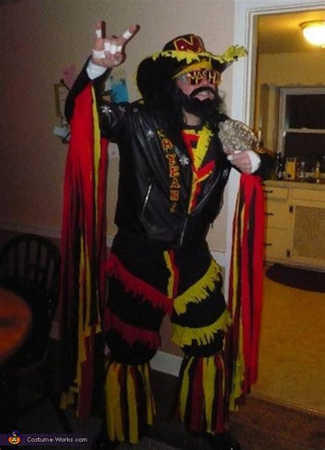 macho man randy savage costume