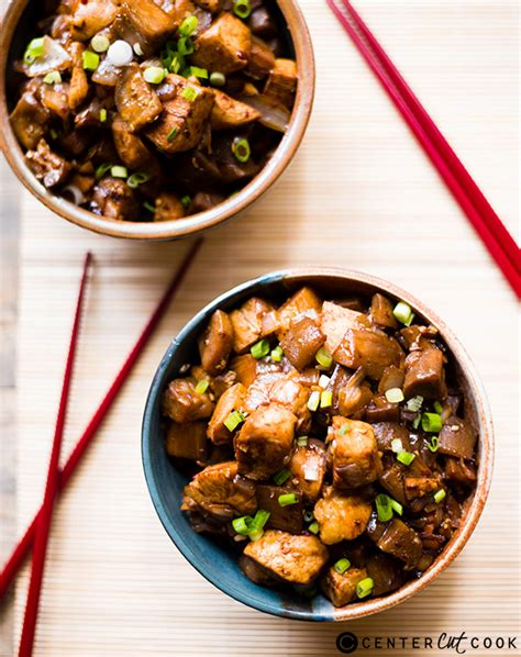 Fast Easy Dinner Spicy Eggplant Puttanesca by Spicy Chicken And Eggplant Stir Fry Recipe