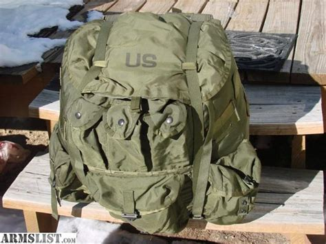 army backpacks for sale armslist for sale trade 5 us backpacks for