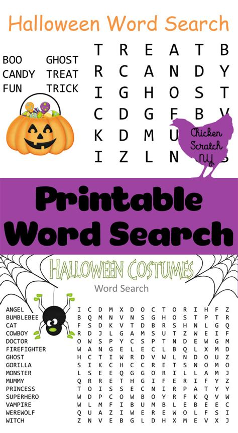 printable halloween word search difficult free halloween wordsearch