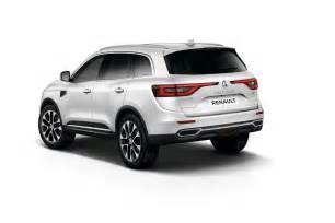 Renault Coleos Brand New Renault Koleos Lands In Beijing 39 Images