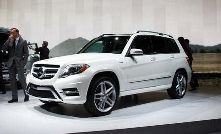 2013 mercedes benz glk350 / glk250 bluetec – news – car