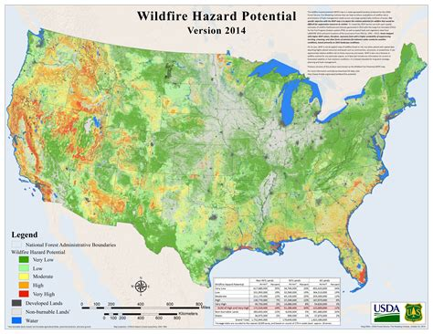 gis maps classified 2014 whp gis data and maps fuel and smoke science program