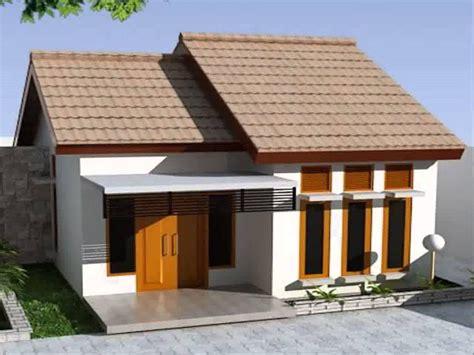 ide desain rumah sederhana minimalis