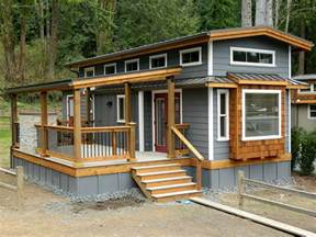 Tiny House Models San Juan Cottage From West Coast Homes Tiny House For
