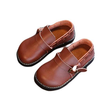 brown school shoes buy wholesale brown school shoes from china