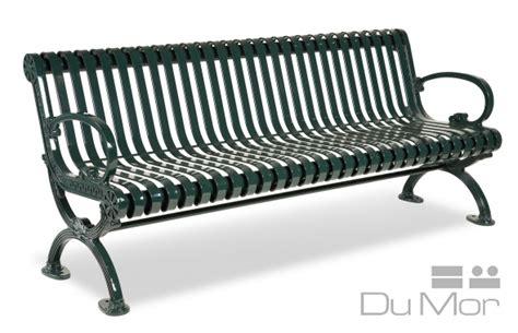 dumor benches bench 493 dumor site furnishings