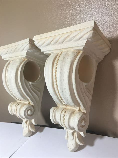 curtain rod sconces set of 2 matching window drapery wall sconce curtain sway