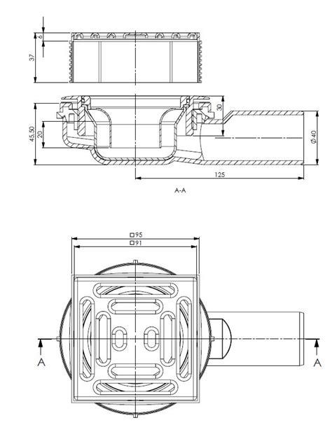 duschelement mit punktablauf duschelement slimline superflach mit punktablauf 70x90 cm