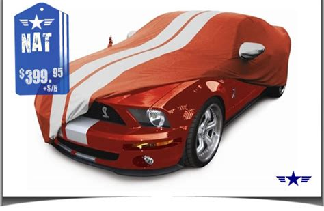 2005 2013 mustang shelby custom fit car cover with