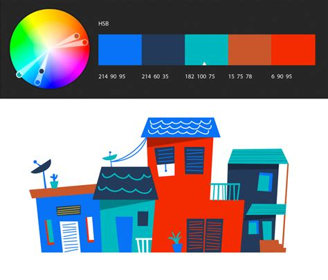 create color themes with adobe color themes panel in illustrator create color themes with adobe color themes panel in