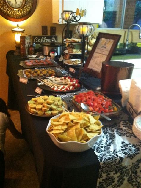 Steunk Party Food Buffet Party Ideas Pinterest Food Ideas Buffet List