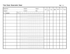 time study template excel time study template lisamaurodesign