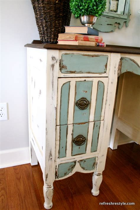 diy desk makeover projects like this would be more work