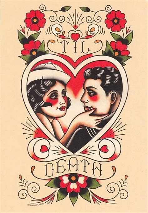 1950 pin up tattoo designs school design