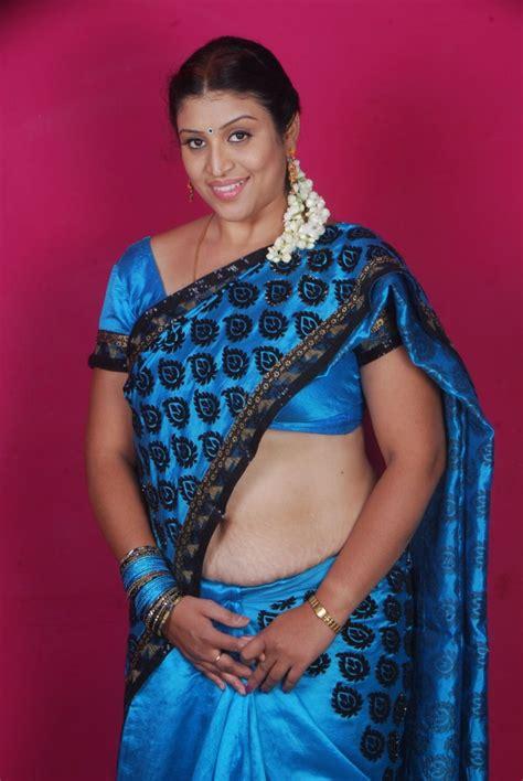 telugu hot aunties hot aunties serial aunty uma deep navel saree show