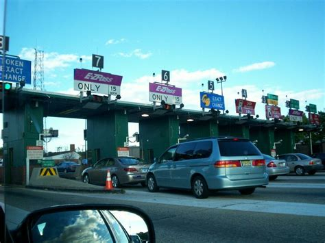 Garden State Parkway Toll Rates by Ez Pass Nj Ny Rates