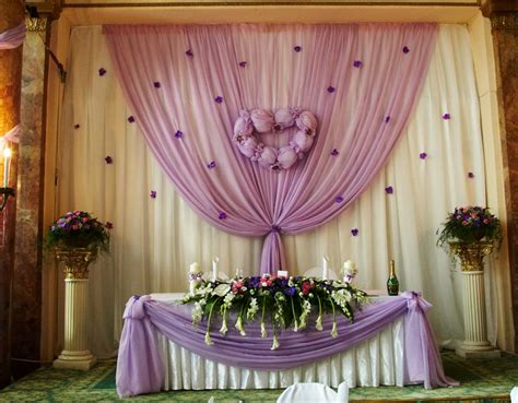 simple wedding decorations for the