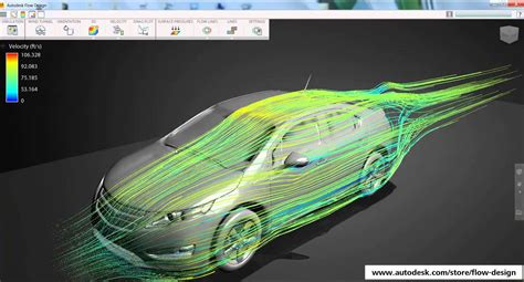 flow design wind tunnel on your desktop autodesk flow design
