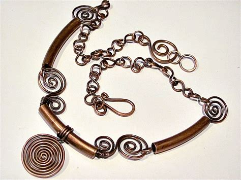 what wire to use for jewelry copper wire jewelry