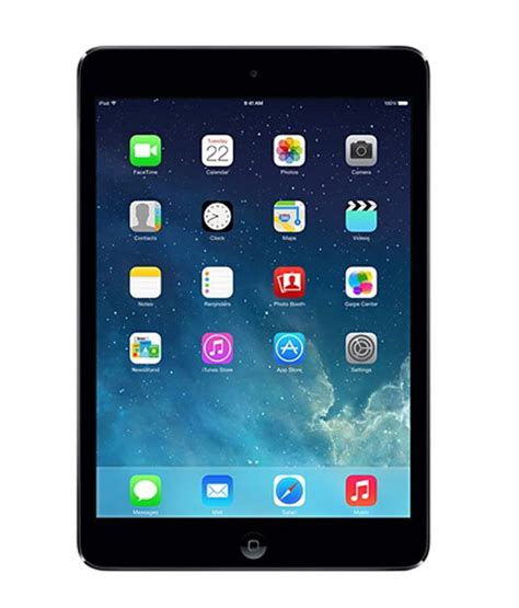 Mini 2 Wifi Only apple mini 2 wifi only space grey tablets at low prices snapdeal india