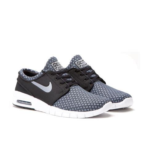 Nike Stefan Janosky Grey nike sb stefan janoski max black metallic cool grey