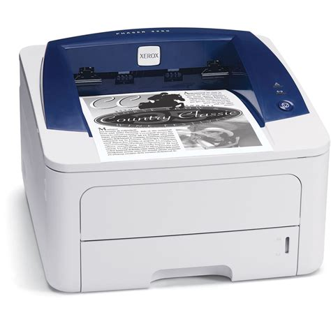 Printer Laser Xerox Phaser 3155 xerox phaser 3250 dn monochrome laser printer 3250 dn b h photo