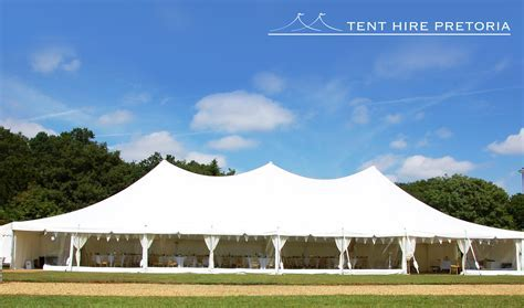Wedding Tents For Hire & Stretch Tent Hire Johannesburg