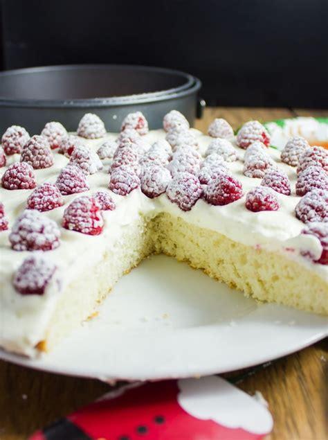 light fluffy cake recipe fluffy white raspberry cake two purple figs
