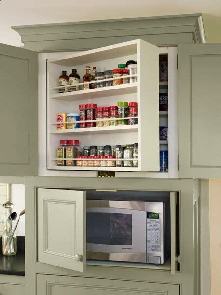 Kitchen Cabinets With Microwave Shelf 28 Best Images About Microwave Storage On Appliance Garage Toaster And Cabinets