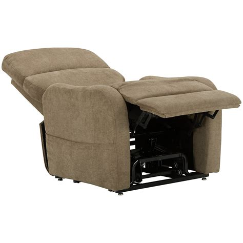 recliner lifts city furniture nora taupe fabric power lift recliner