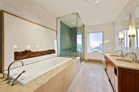 Bathroom Wolf Of Wall Wolf Of Wall Manhattan New York Penthouse For Sale