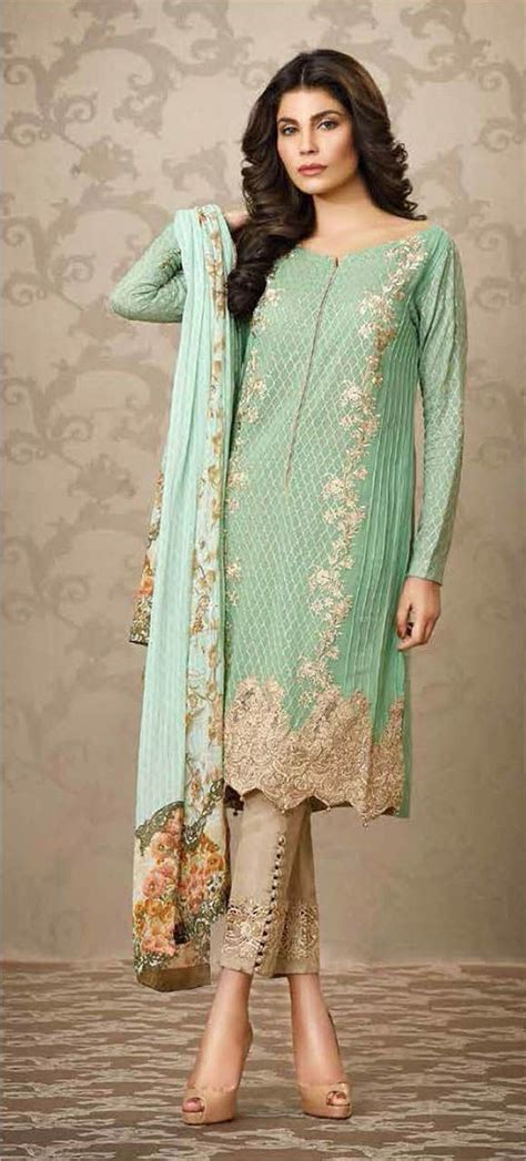 design net clothes best party wear embroidered dresses designs 2018 2019