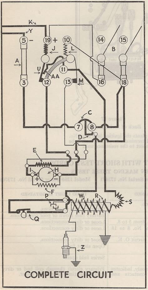 complete circuit delco light plant wiring diagram 32 wiring diagram