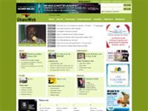 Ghanaweb Home Page by Www Ghanavisa Co Uk Visa U K Application